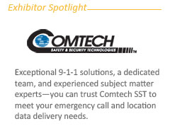 Exhibitor Spotlight: About – Comtech